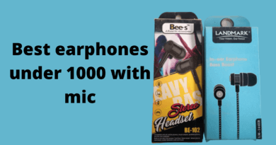 Best-earphones-under-1000-with-mic