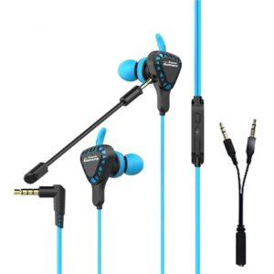 RPM Euro Games Gaming Headphones Earphones with MIC for PS4